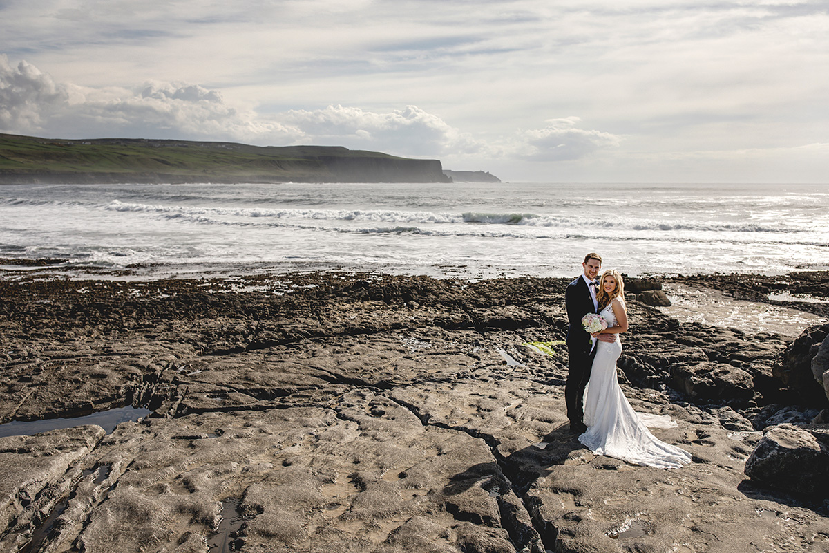 Spring Wedding at Hotel Doolin