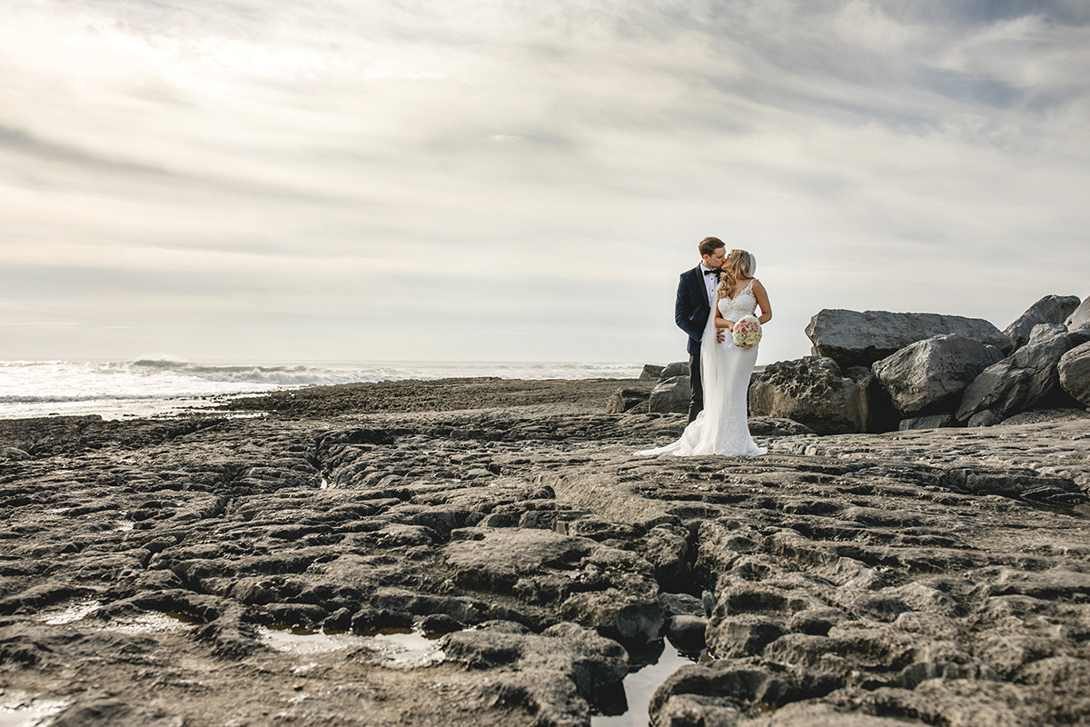 Hotel Doolin Wedding at Doolin Harbour