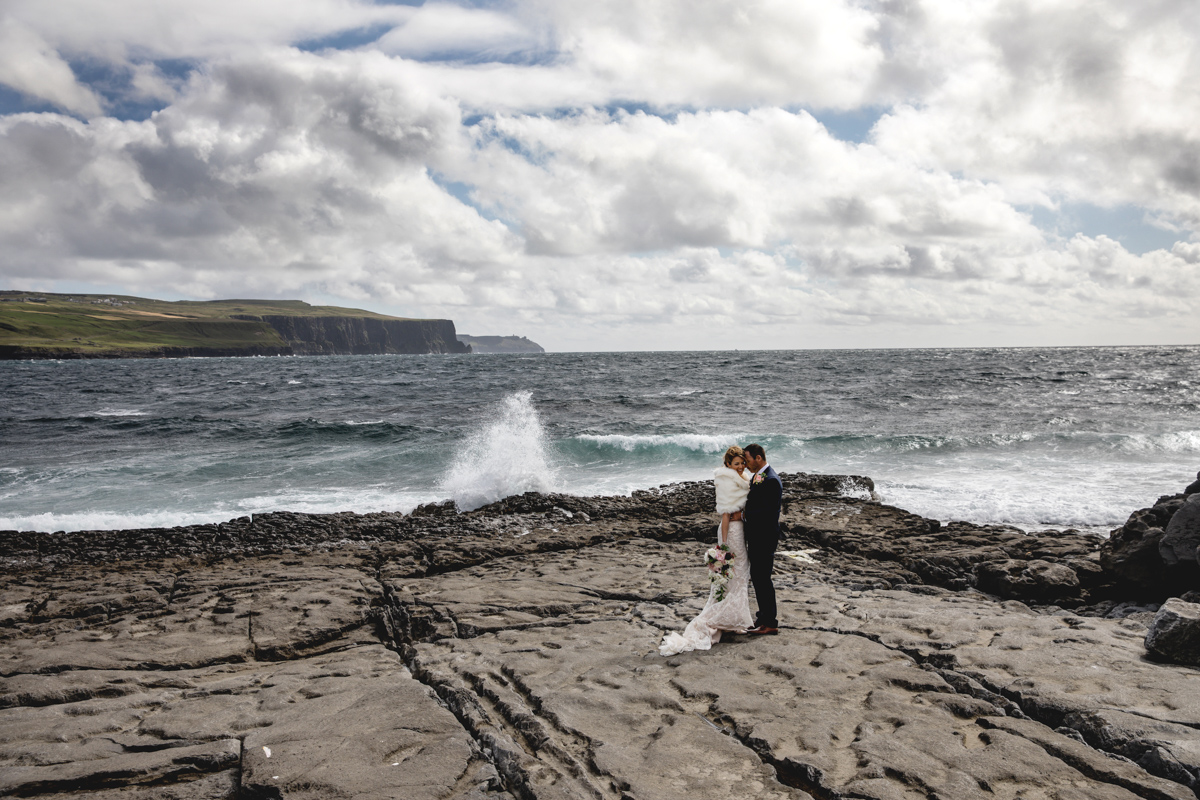 Doolin Elopement Wedding