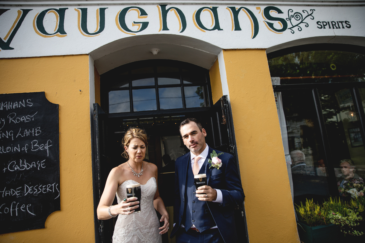 Vaughan's Barn Kilfenora Wedding
