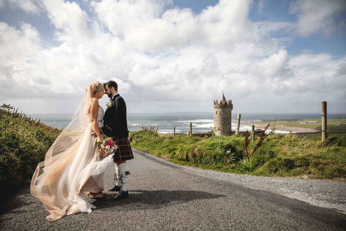 Hotel Doolin Wedding