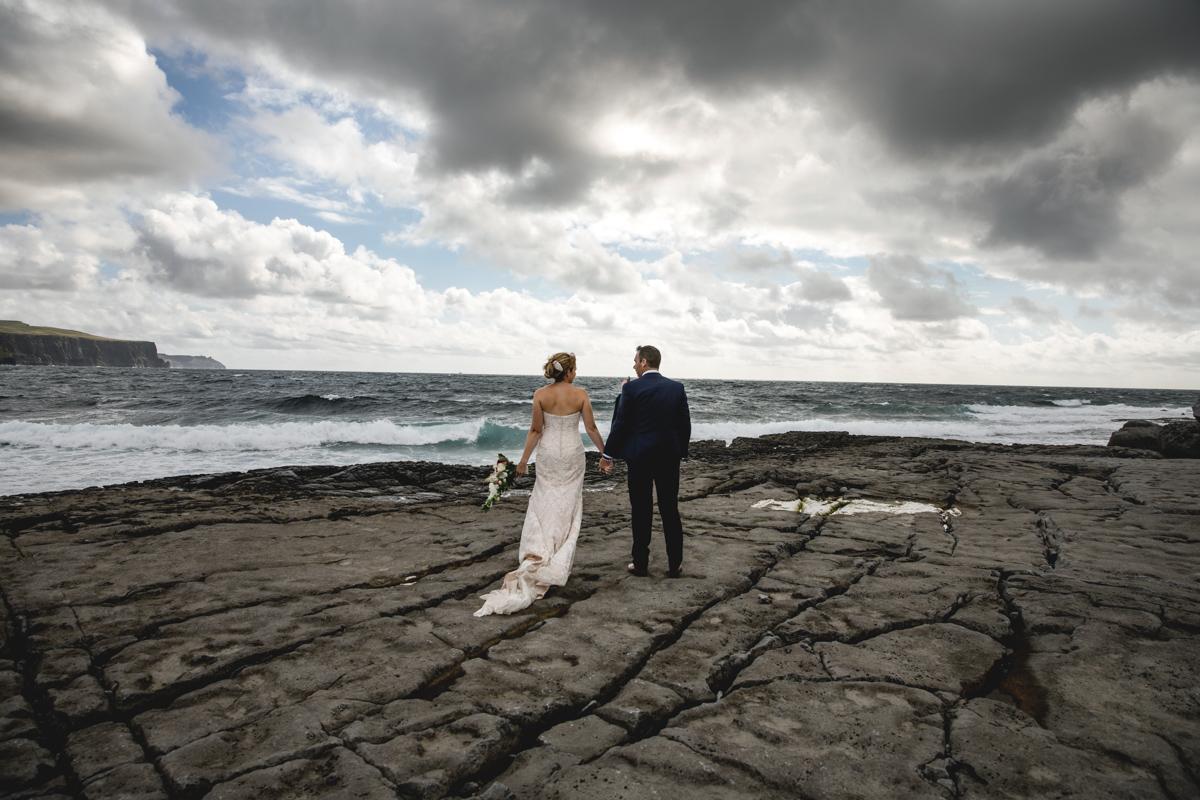 Doolin Elopement Wedding