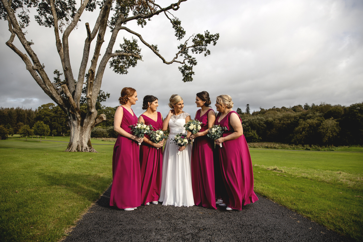 Inn at Dromoland Wedding