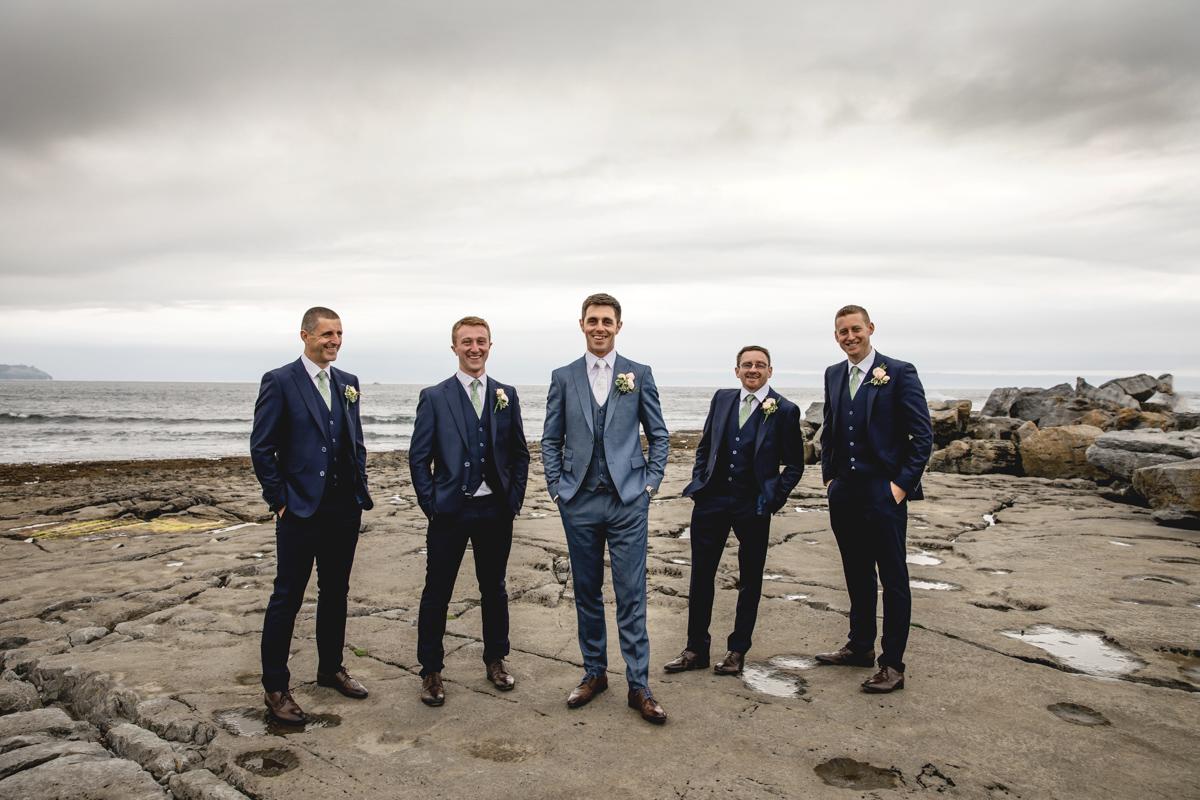 Clare Wedding Photographer, Hotel Doolin Wedding